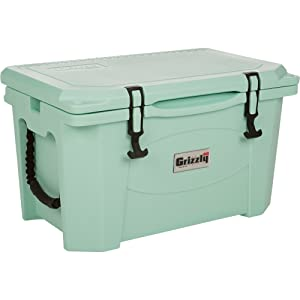 Grizzly Ice Chest Cooler width=