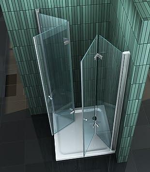 cabine de douche douche space 100 x 90 x 195 195 cm sans bac bricolage m61. Black Bedroom Furniture Sets. Home Design Ideas