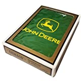 John Deere Promotional Green Yellow Logo Gemaco Poker Playing Cards