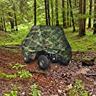 HEAVY DUTY WATERPROOF SUPERIOR UTV SIDE BY SIDE COVER COVERS FITS UP TO 120'L WITH ROLL CAGE CAMOUFLAGE COLOR ATV COVER RHINO, RANGER, MULE, GATOR, PROWLER, RAZOR, YAMAHA, ARCTIC CAT, PROWLER, RANCHER, FOREMAN, FOURTRAX, RECON