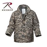 Rothco M-65 Field Jacket, ACU Digital Camo, 2X (Color: Acu Digital Camo, Tamaño: 2X)