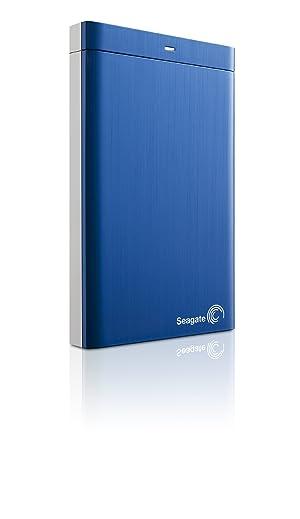 Seagate Backup Plus 1 TB USB 3.0 Portable External Hard Drive STBU1000102 (Blue)