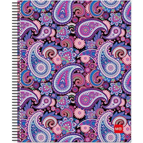 miquelrius-large-spiral-bound-notebook-purple-paisley-85-x-11-4-subject-college-ruled