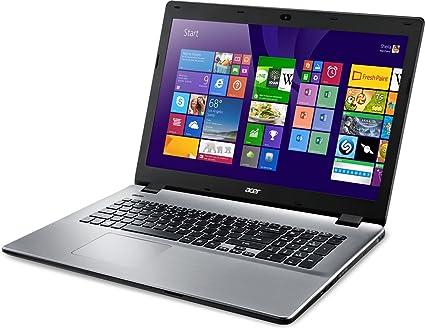 """Acer Aspire E5-771G-533T PC Portable 17,3"""" Gris (Intel Core i5, 4 Go de RAM, 1 To, Nvidia GeForce820M, Windows 8.1)"""