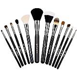Sigma Beauty Essential Kit - 12 ct (Color: Black / White, Tamaño: Multi)