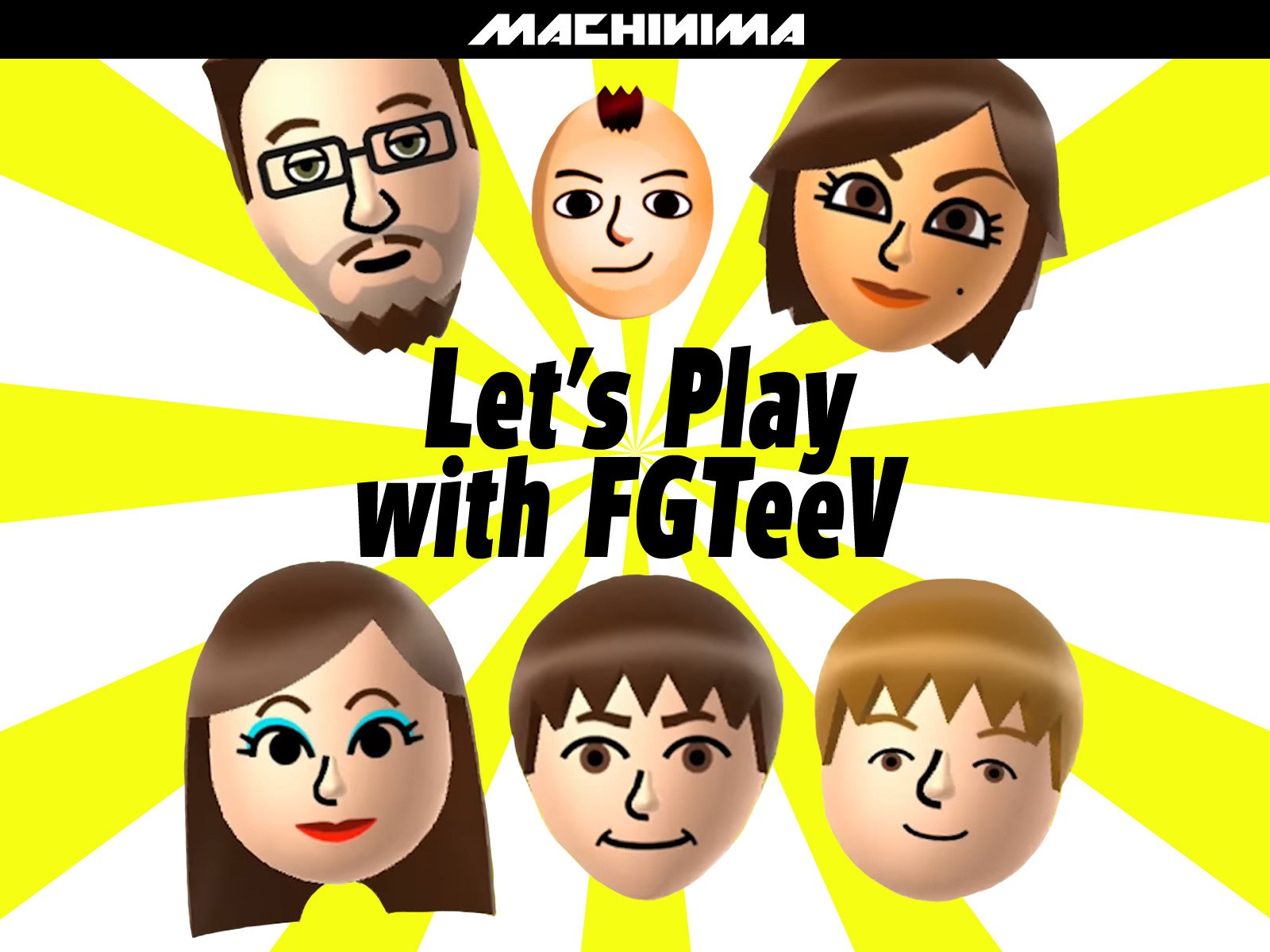Let's Play with FGTeeV on Amazon Prime Instant Video UK