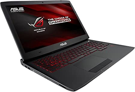 Asus ROG G751JY-T7330T 17 Zoll Gaming Notebook
