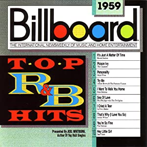 Billboard Top R&B Hits: 1959