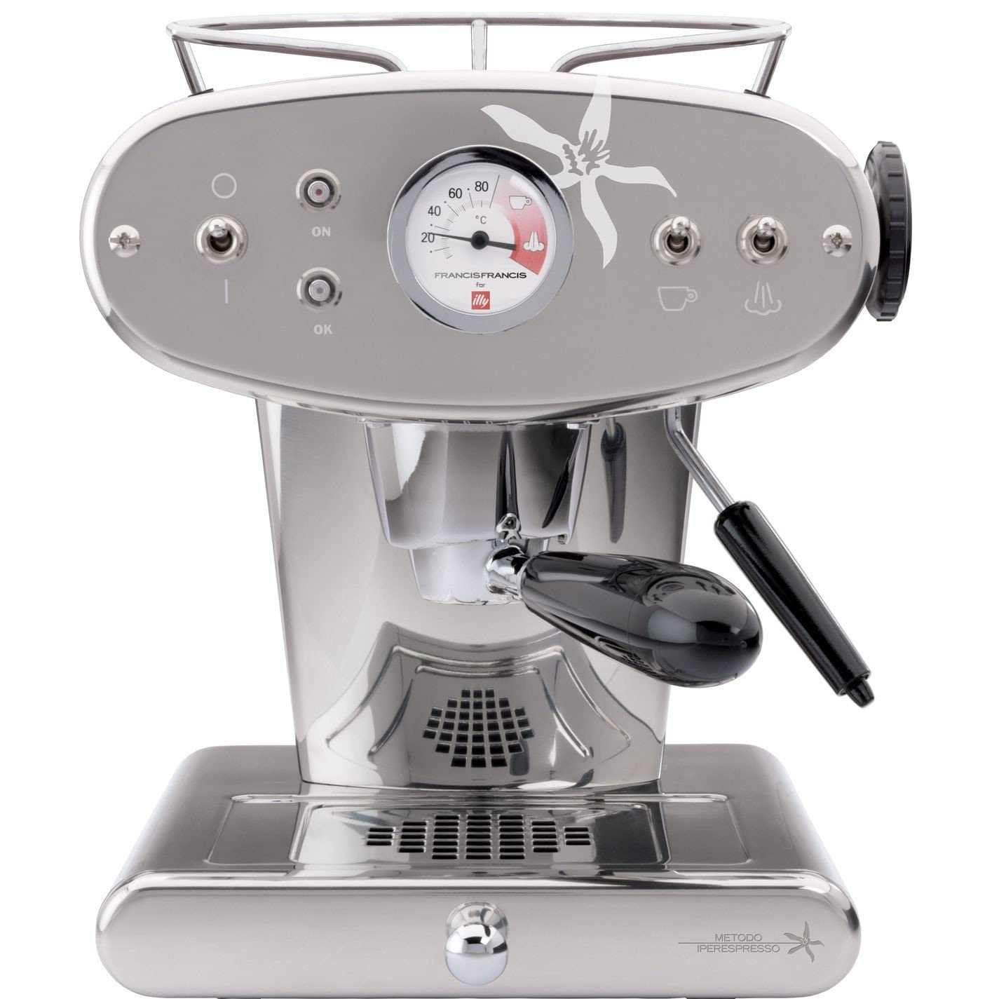 Italian Espresso Machines ~ Professional coffee maker machine illy by francis