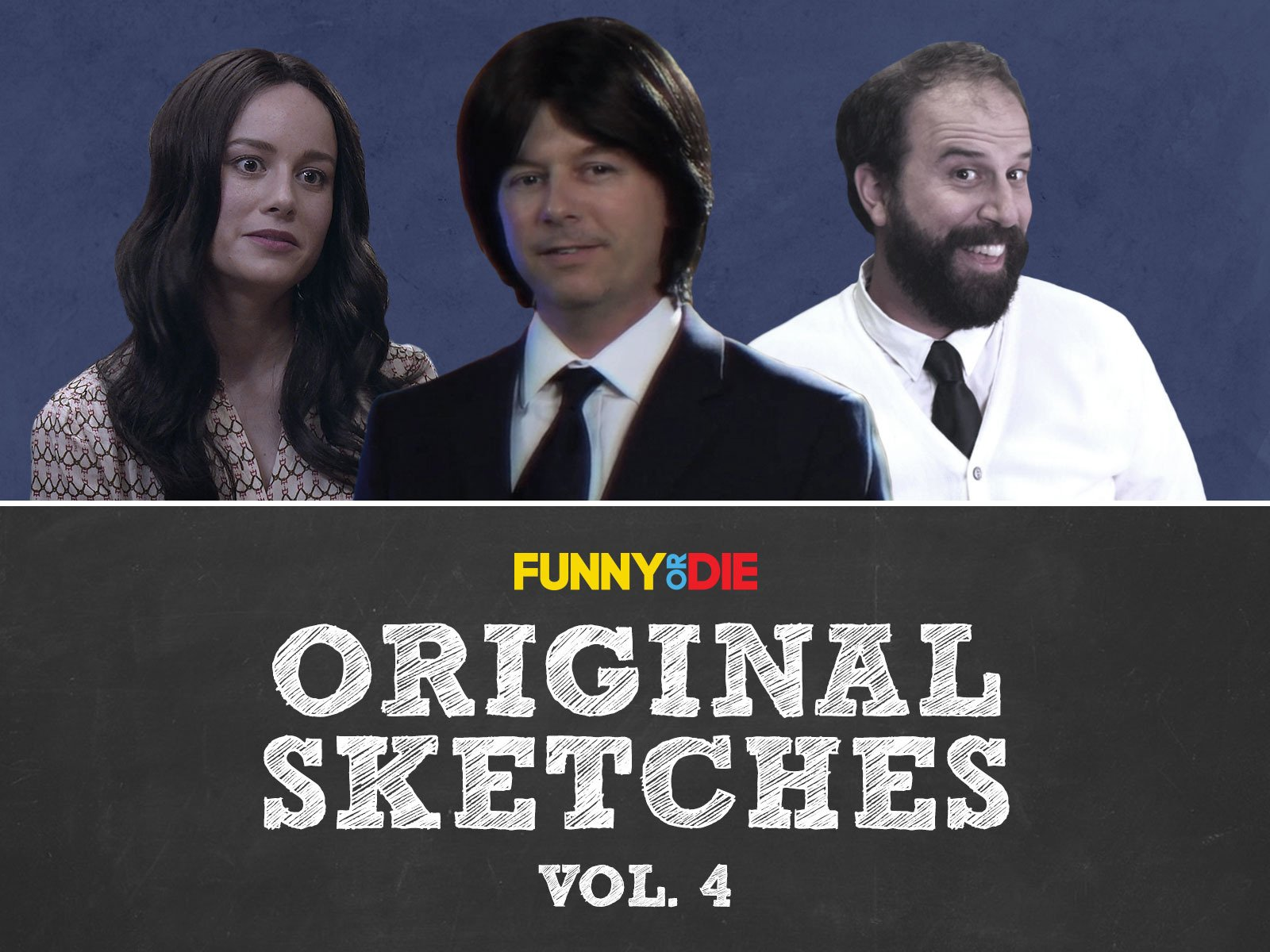 Funny Or Die Original Sketches