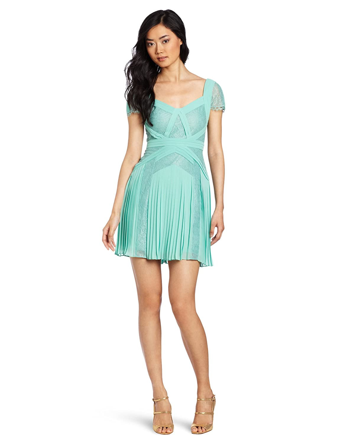 D-shopz: Women's Aris Woven Evening Dress