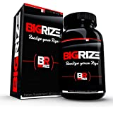 Bigrize Top Rated Male Enhancement Pills, 60 Capsules - Increase Size, Energy, Male Enhancement, Stamina, Vitality, Mood, Male Enlargement, Libido (Color: Testosterone Booster, Tamaño: Testosterone Booster)