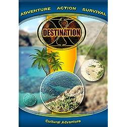 Destination x  Cultural Adventure [Blu-ray]