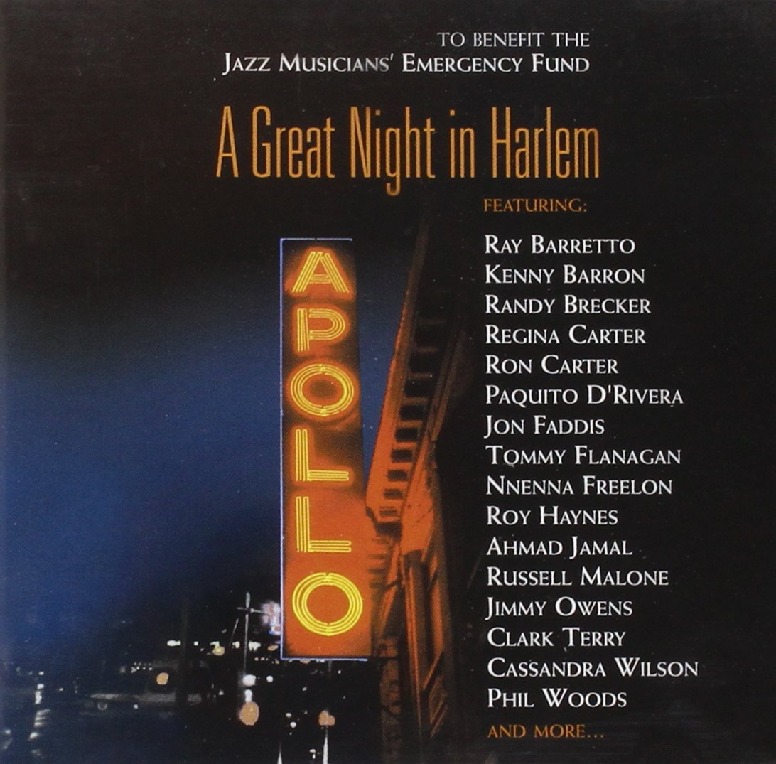 A Great Night In Harlem