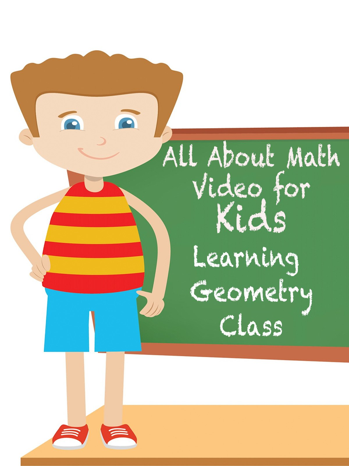 All About Math Video for Kids: Learning Geometry Class
