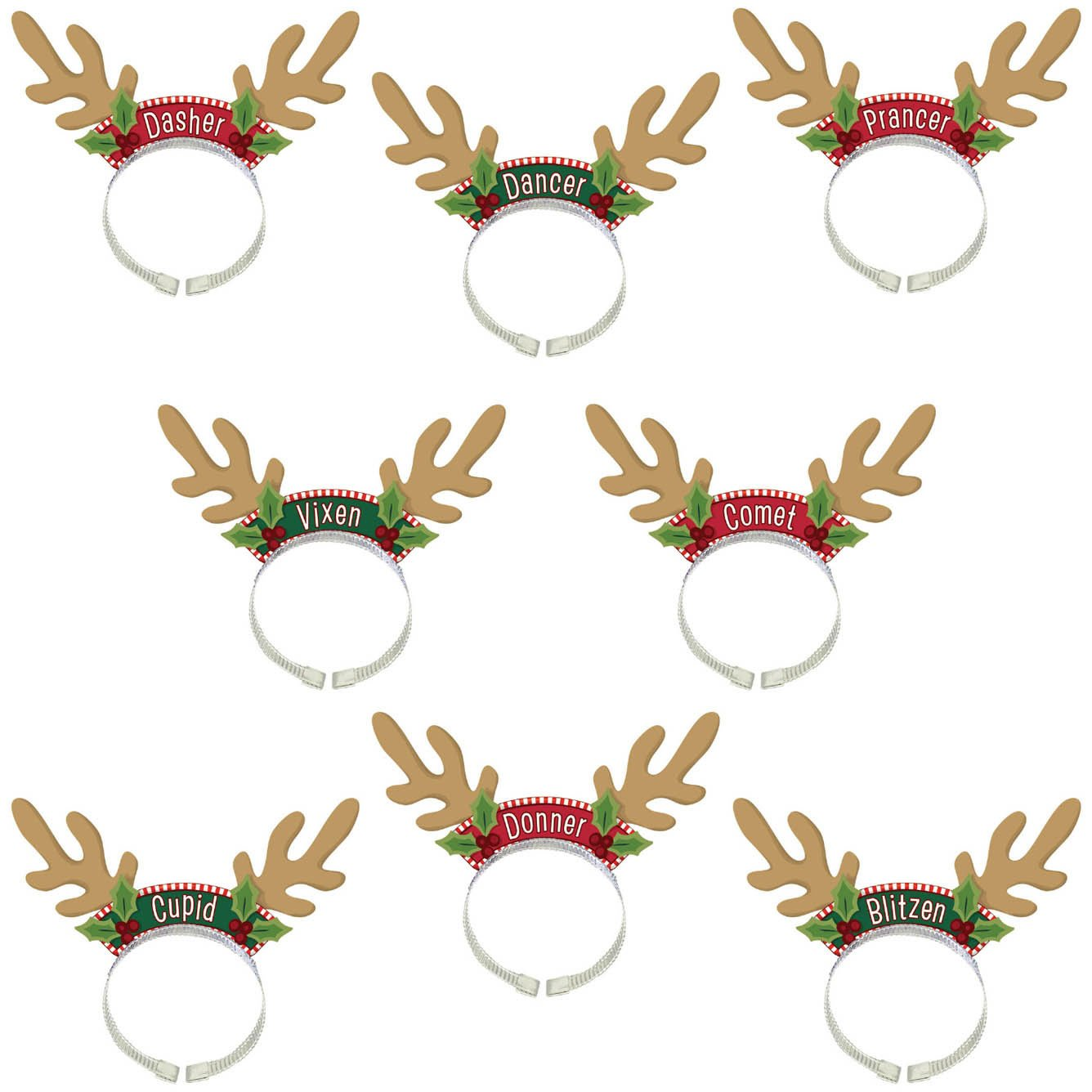 Brown reindeer antlers template images amp pictures becuo - Reindeer Headband Review Ebooks