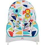Fisher-Price Infant-to-Toddler Rocker (Color: Blue, Tamaño: Small)