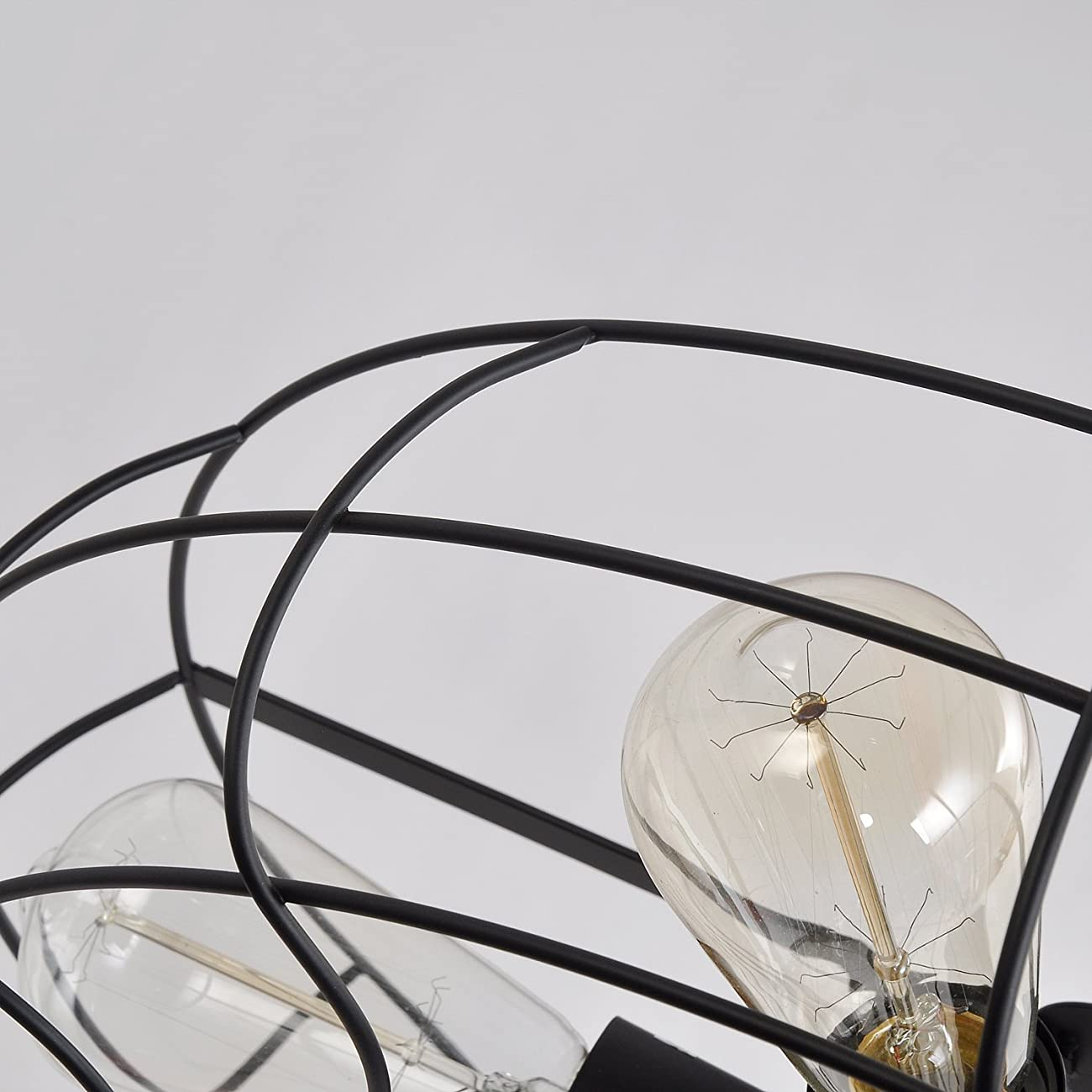 UNITARY BRAND Vintage Barn Metal Hanging Ceiling Chandelier Max. 200W With 5 Lights Painted Finish 4