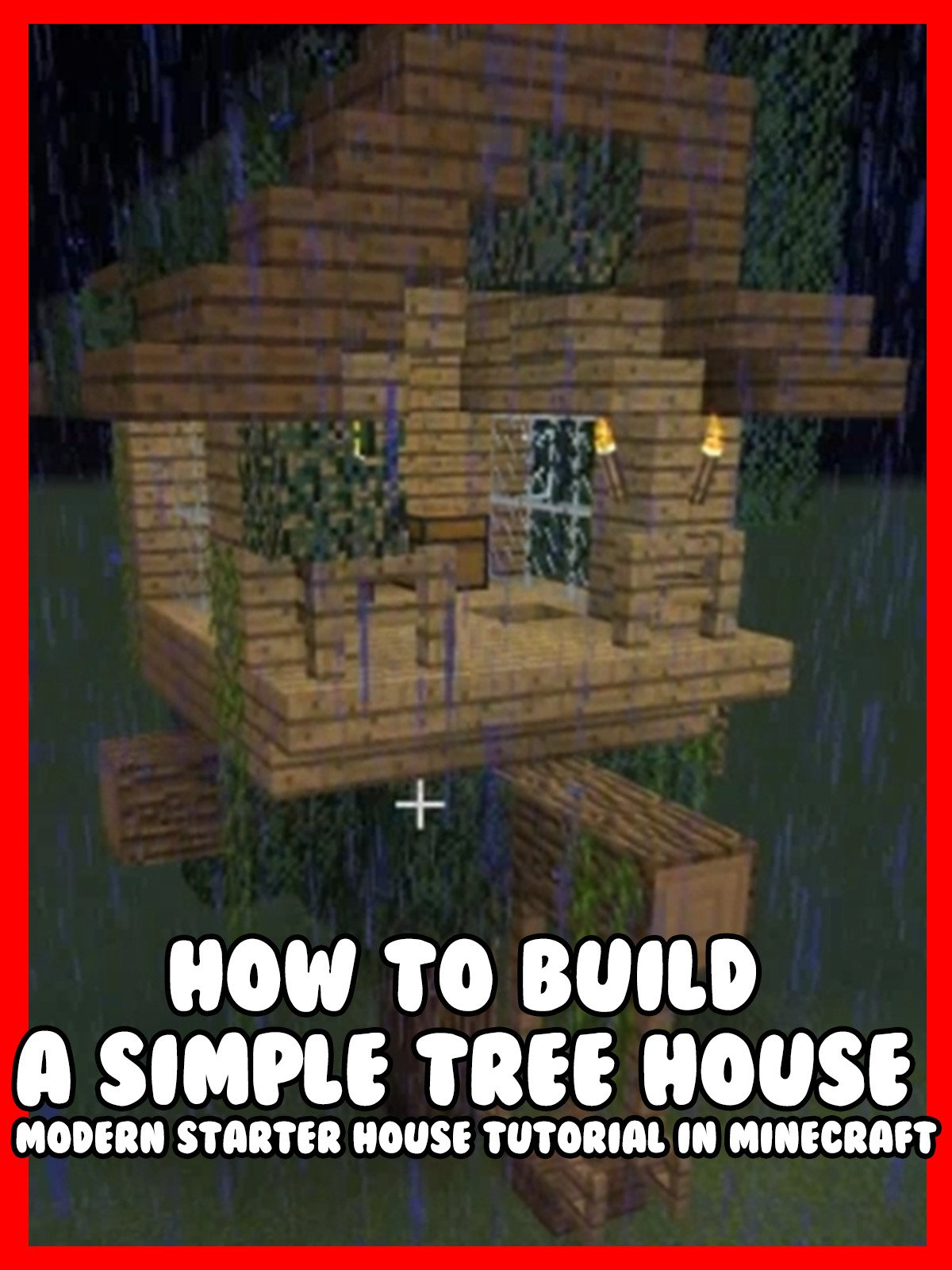 Clip: How to Build a Simple Tree House