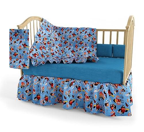 Pirate Rug Next: Pirate Crib Bedding