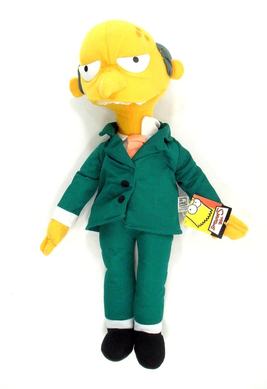 Simpsons 17 Inch Mr. Burns Plush Doll