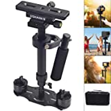 ASHANKS S40 15.8'/40CM Handheld Stabilizer Camera Stabilizer For DSLR Stedicam Canon Nikon GoPro AEE Video Camera (Color: CL-1, Tamaño: S40)