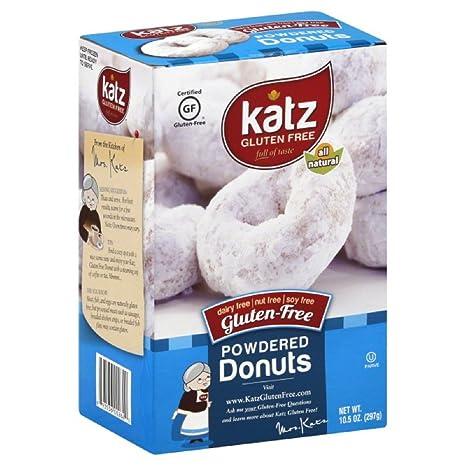 Katz Gluten Free - Powdered Donuts (11.5 Oz)