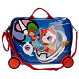 YOKAY Watch - Rideable Trolley with Four Wheel - For Children - Multicolor (Color: Multicolore, Tamaño: 14*21.6*7.8 inches)