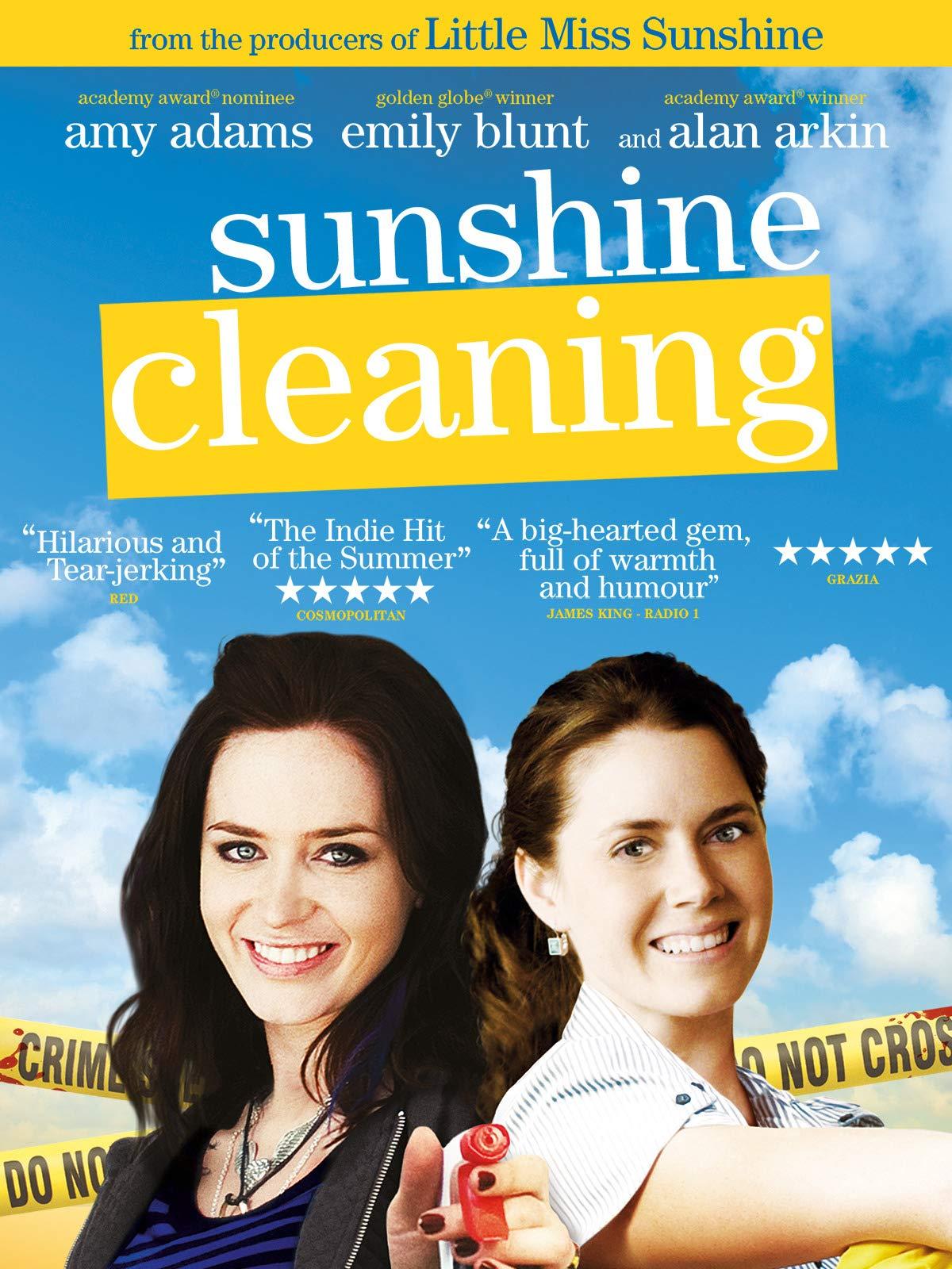 Sunshine Cleaning on Amazon Prime Video UK