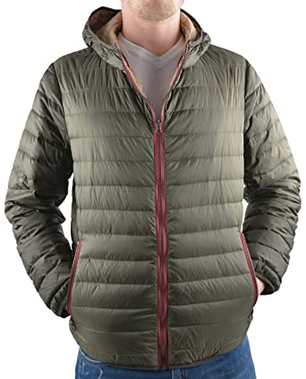 Thomas Goodwin Steppjacke oliv