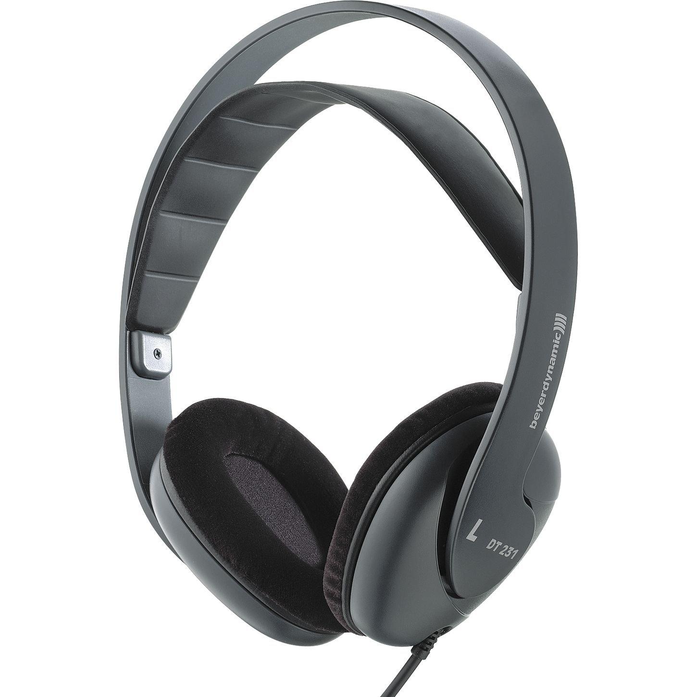Beyerdynamic DT 231 Headphone   Closed Back designCustomer reviews and more information