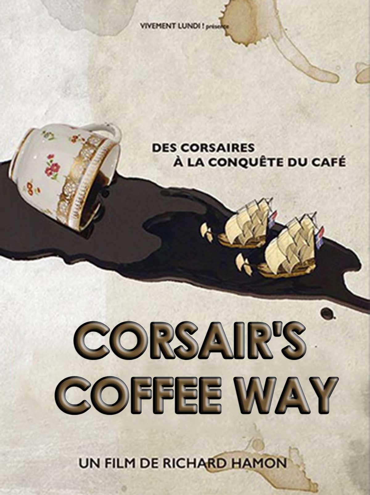 Corsair's coffee way on Amazon Prime Video UK