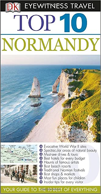 Top 10 Normandy (Eyewitness Top 10 Travel Guide)