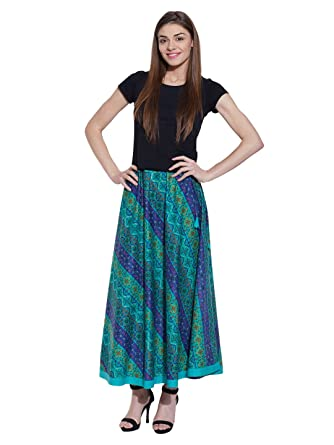 Cotton Summer Dresses Gypsy Skirt Plus Size Ankle Length Long Maxi ...