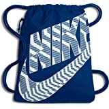 Unisex Nike Heritage Gym Sack BA5351 422 (Color: Jaded Blue, Tamaño: One Size)