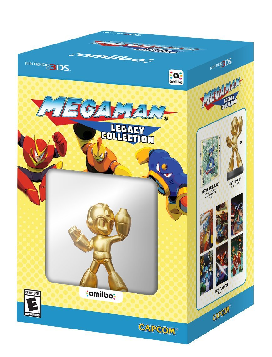 Megaman Legacy Collection - Special Edition 71BlTqecUIL._SL1140_