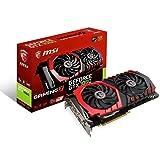 MSI GAMING GeForce GTX 1060 6GB GDRR5 192-bit HDCP Support DirectX 12 Dual TORX 2.0 Fan VR Ready Graphics Card (GTX 1060 GAMING X 6G) (Certified Refurbished) (Tamaño: 6GB)