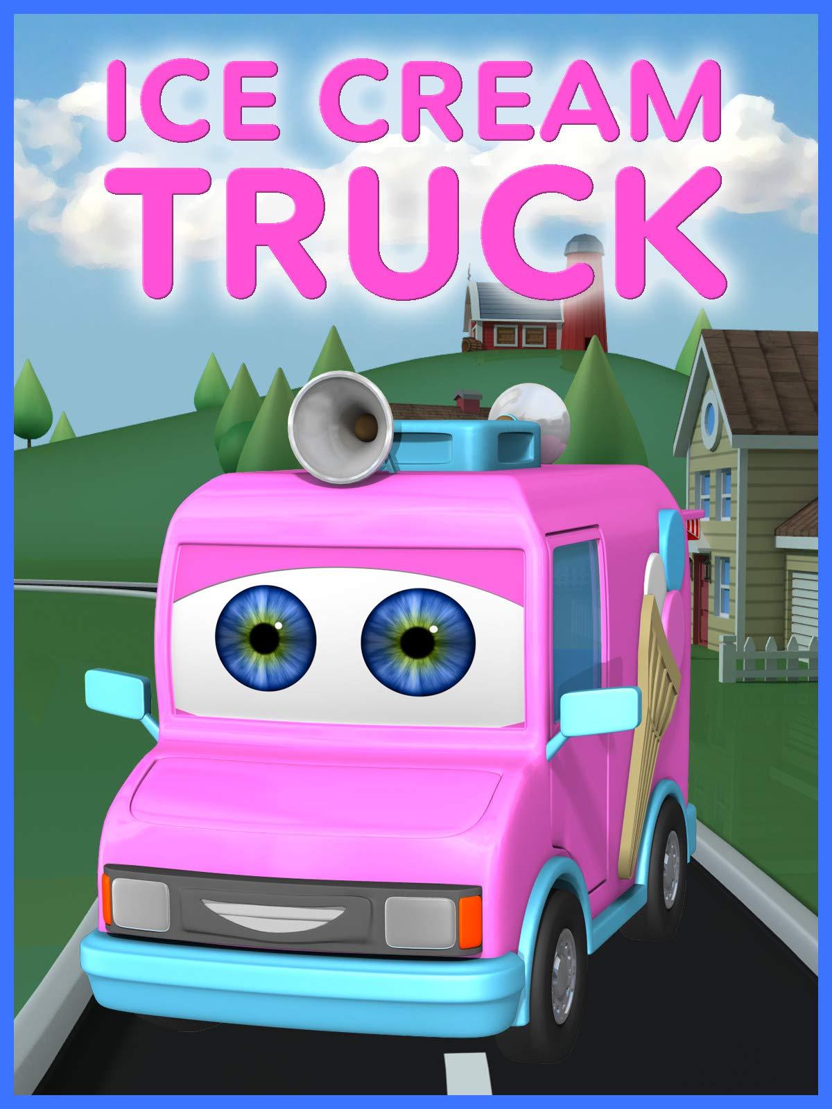 Ice Cream Truck: Kidspace Studios