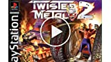 CGRundertow TWISTED METAL II for PS1 / PlayStation...