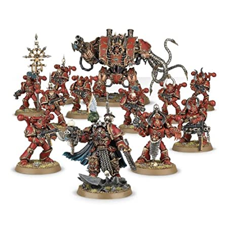 Start Collecting Chaos Space Marines 70-43 - Warhammer 40,000