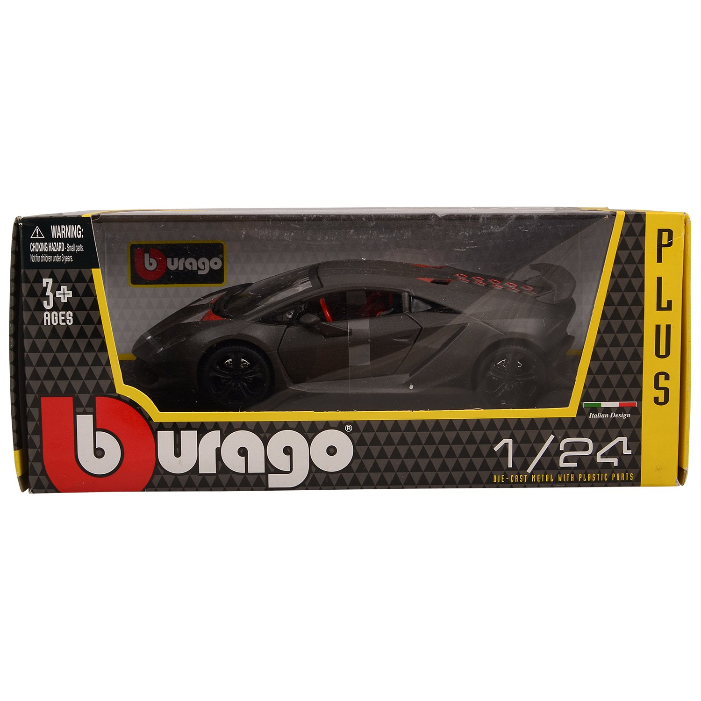 Bburago Lamborghini Sesto Elemento 1:24 Scale Diecast Model Car