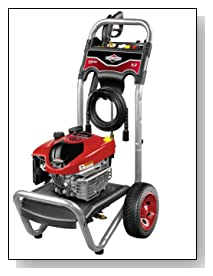 Briggs & Stratton 675 Series Gas Powered Pressure Washer Review