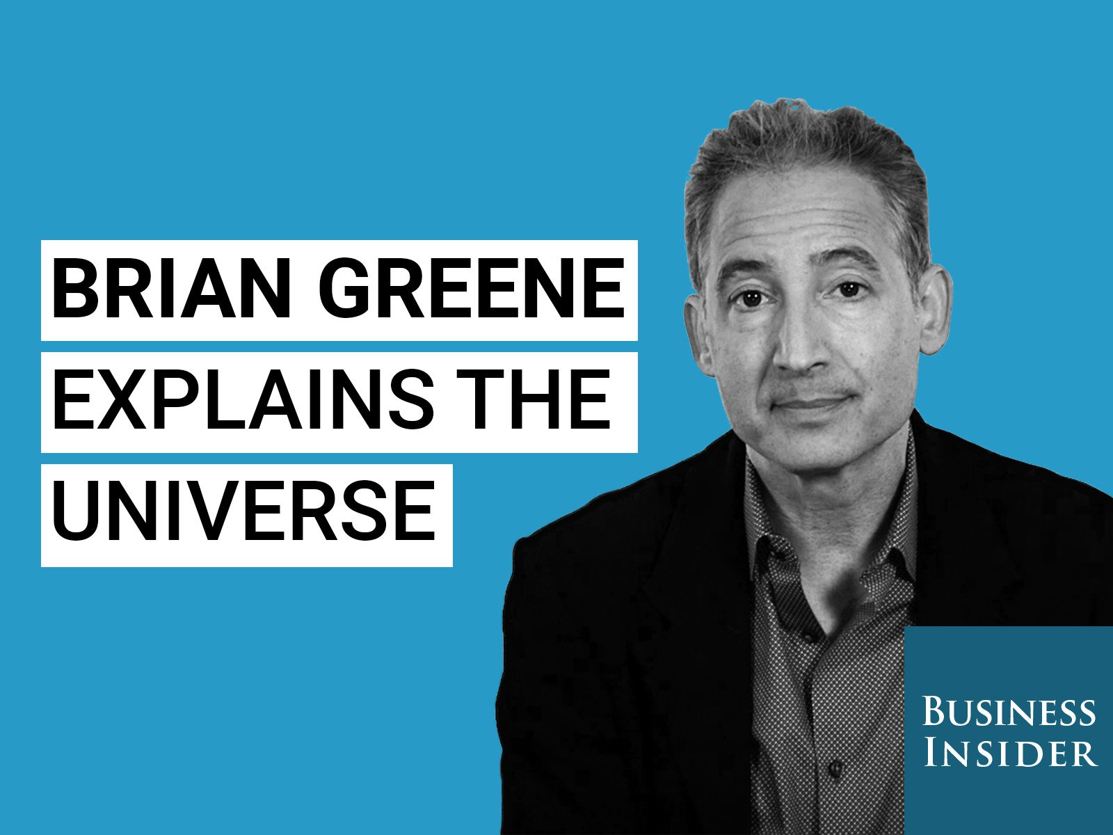 Brian Greene Explains the Universe - Season 1