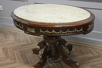 Table Baroque Rococo Louis xv marble MkTa0123Bg