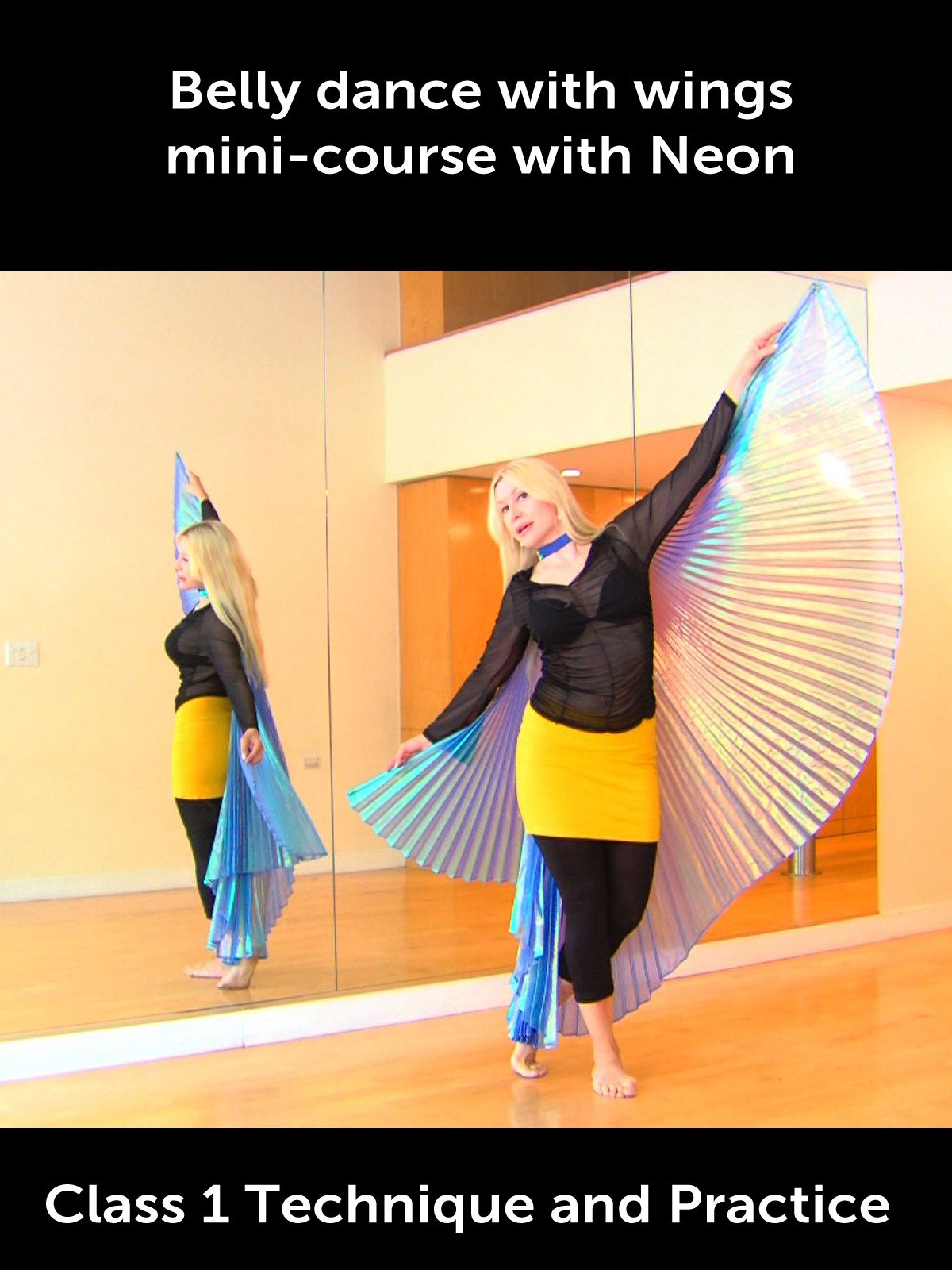 Belly Dance with Wings 1