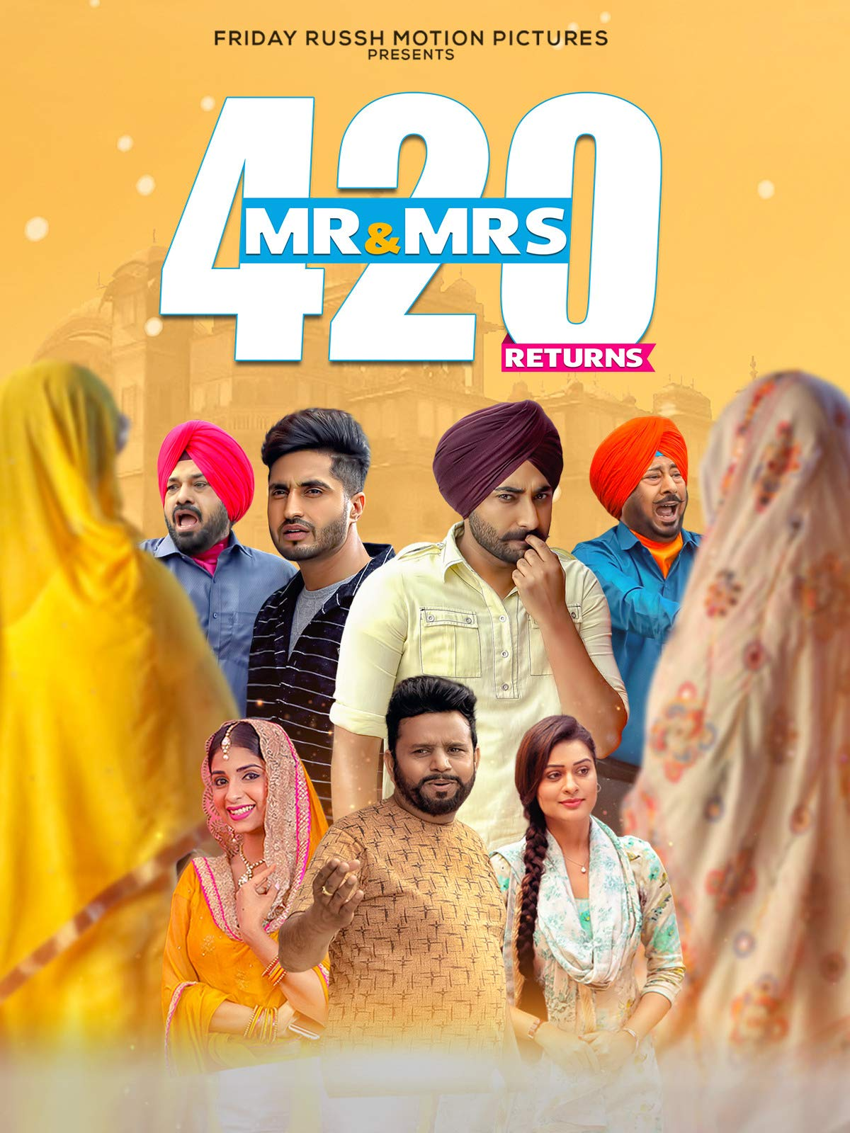 Mr & Mrs 420 Returns on Amazon Prime Video UK