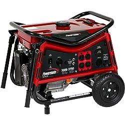 Powermate PM0103008 3000 Watt Gasoline Portable Generator