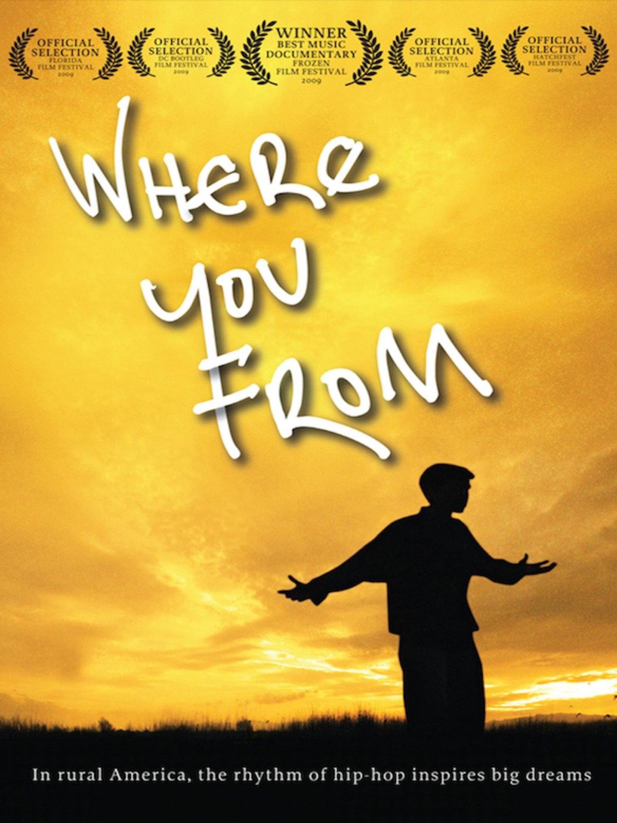 Where You From on Amazon Prime Video UK