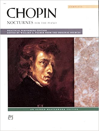 Chopin -- Nocturnes (Complete): Comb Bound Book (Alfred Masterwork Editions)