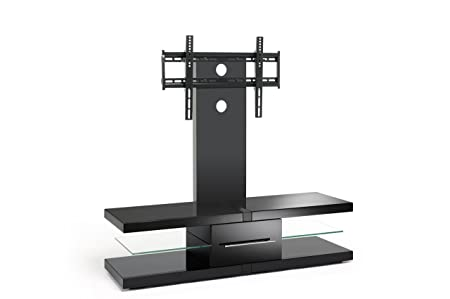 Techlink EC130TVB - Mueble para televisión con cajón y montadura
